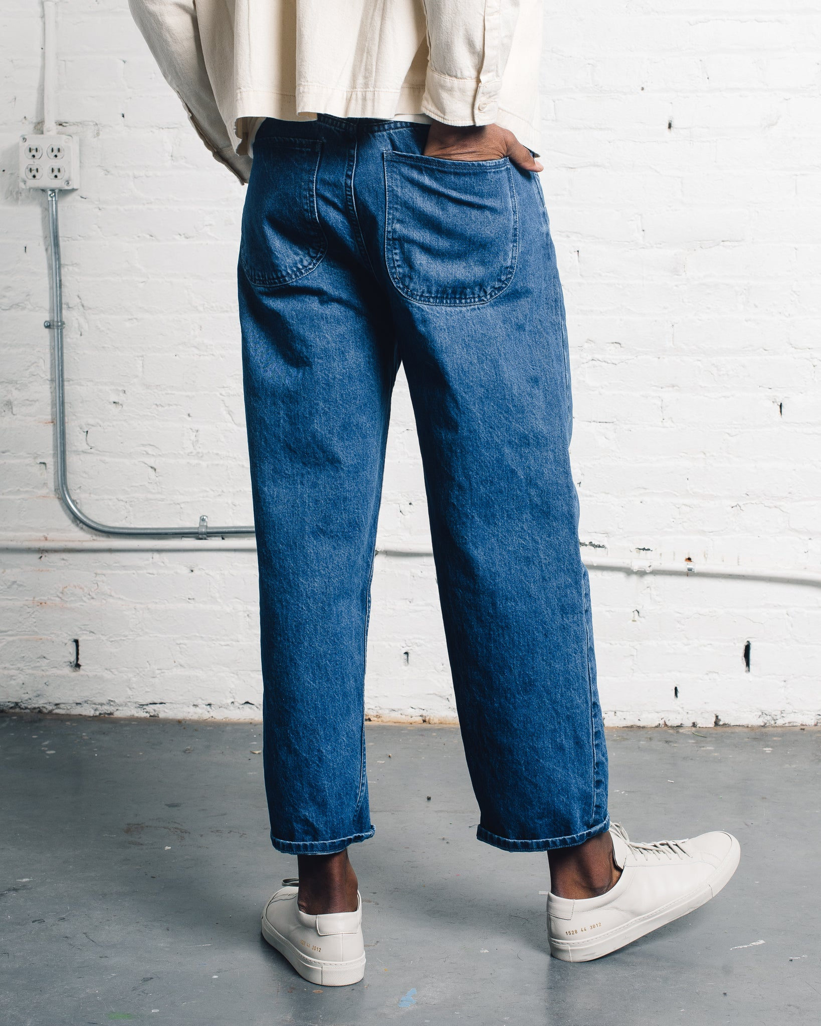 Older Brother Denim Five Pocket Pants