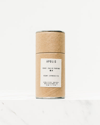 Apolis Cypress Fig Eau de Parfum