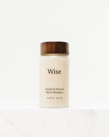 Wise Birch Bark Daily Shampoo