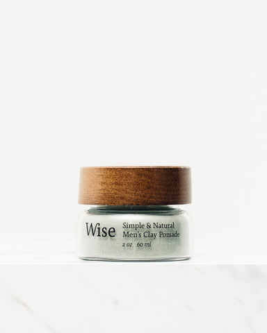 Wise Glacier Clay Pomade