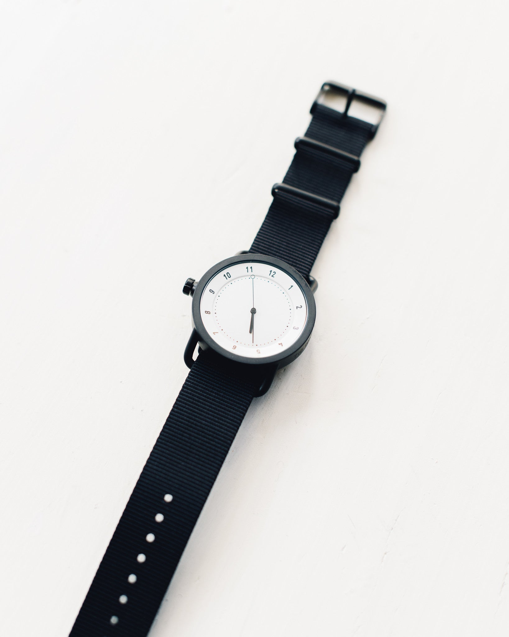 TID No.1 Watch in White