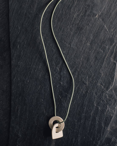 Fanny Penny Ursula Necklace, Stone