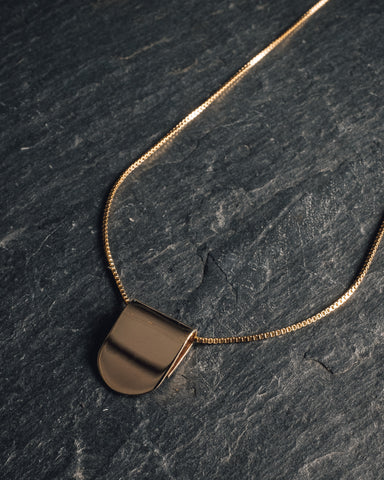 Minoux Fold Necklace