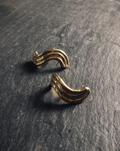 Luiny Waves Earring