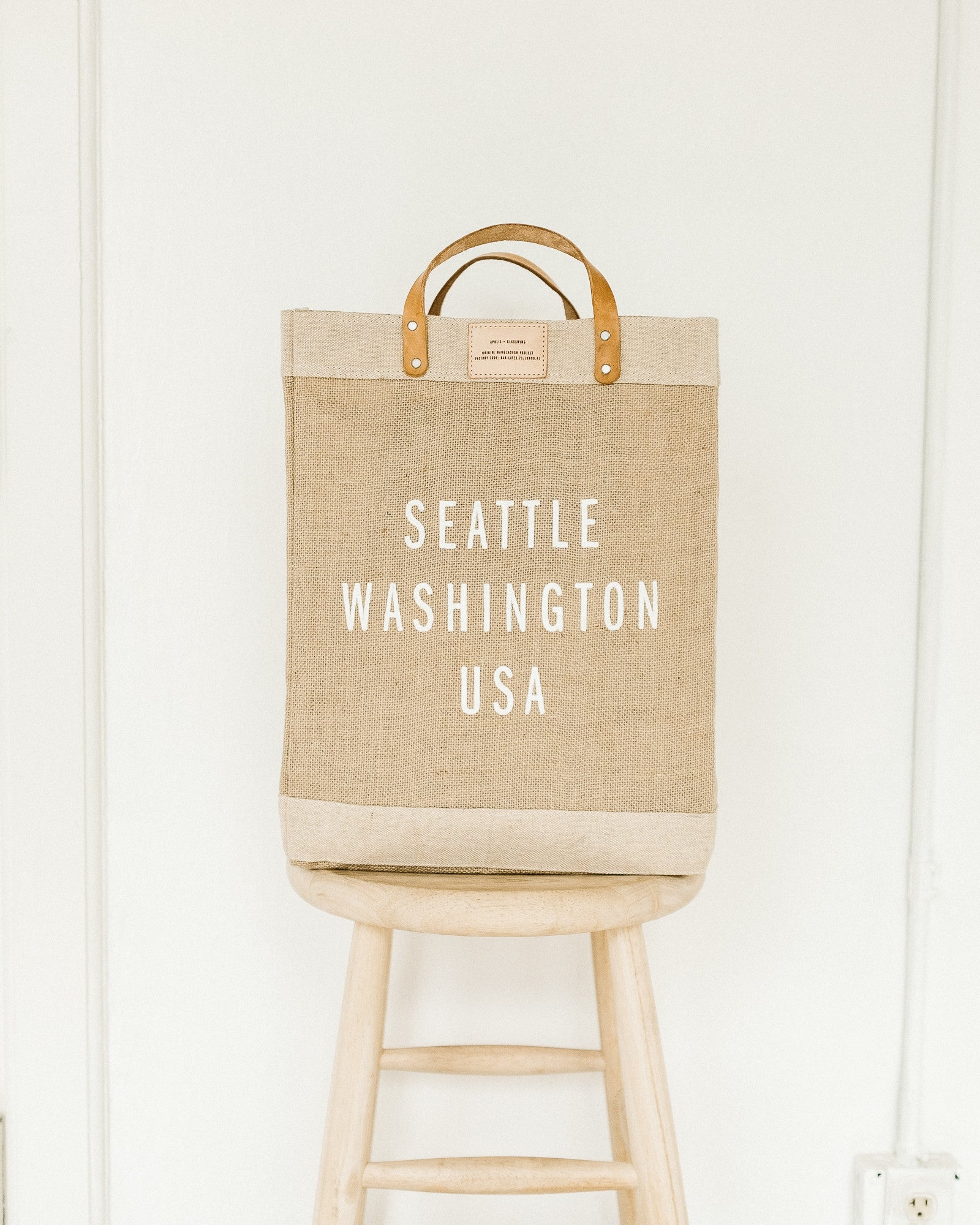 Apolis Seattle Market Bag