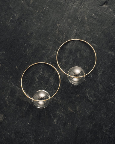 AK Studio Celestial Bodies Earrings
