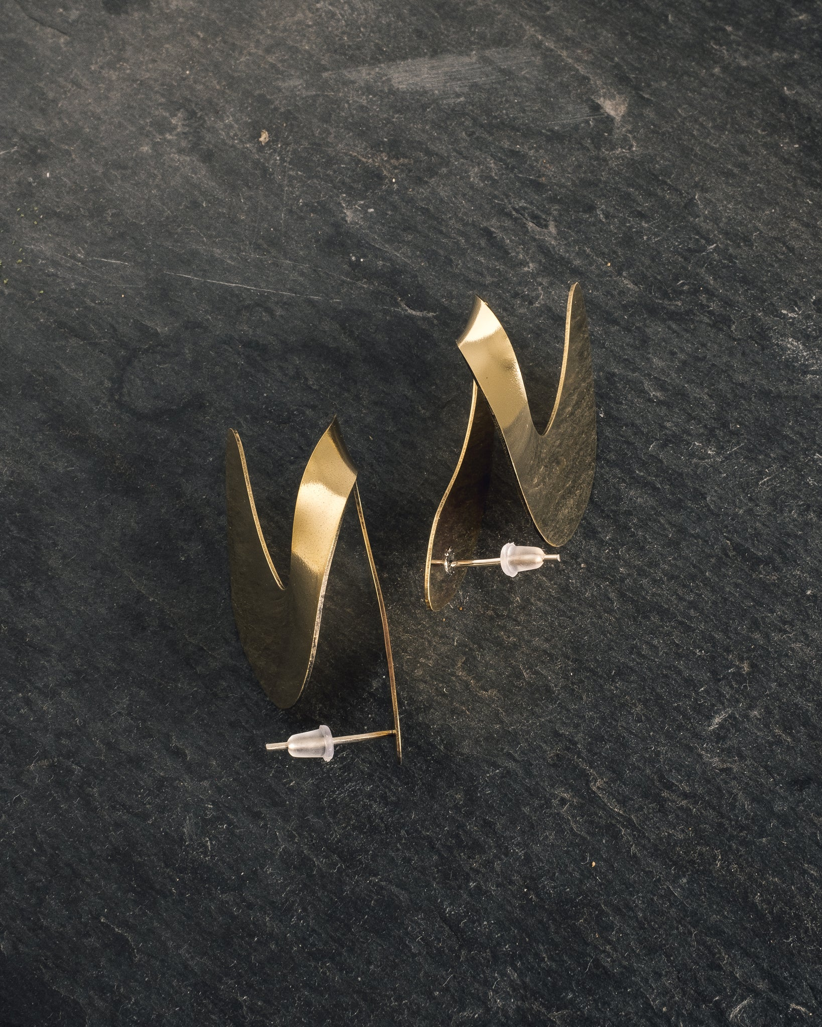 Waif Caracole Earrings
