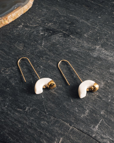 Barrow Bridge Drop Earrings
