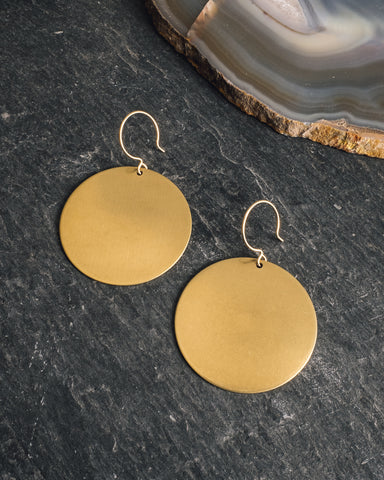 AK Studio Torus Field Earrings