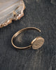 Minoux Plains Flat Circle Bracelet