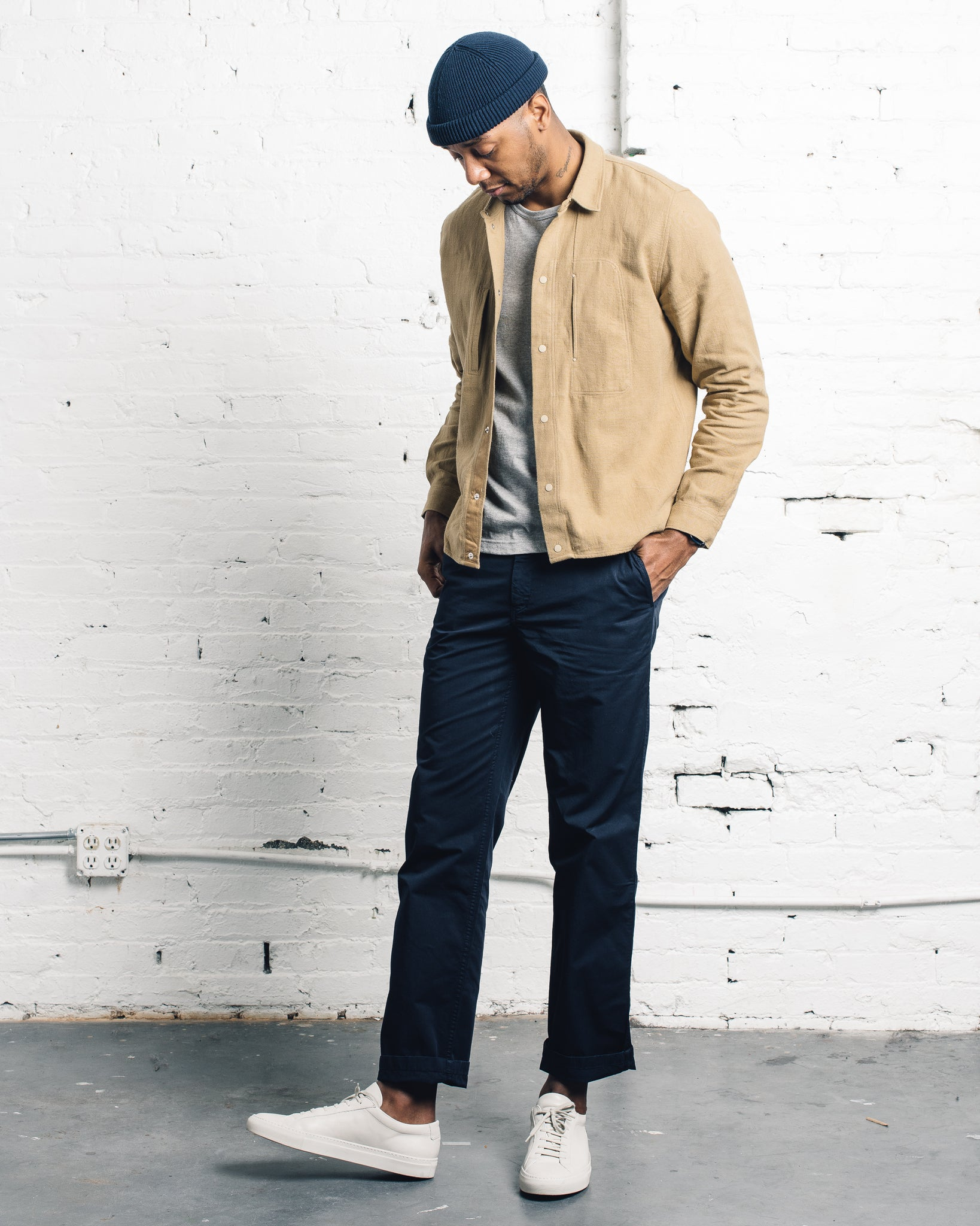 Norse Projects Aros Light Twill