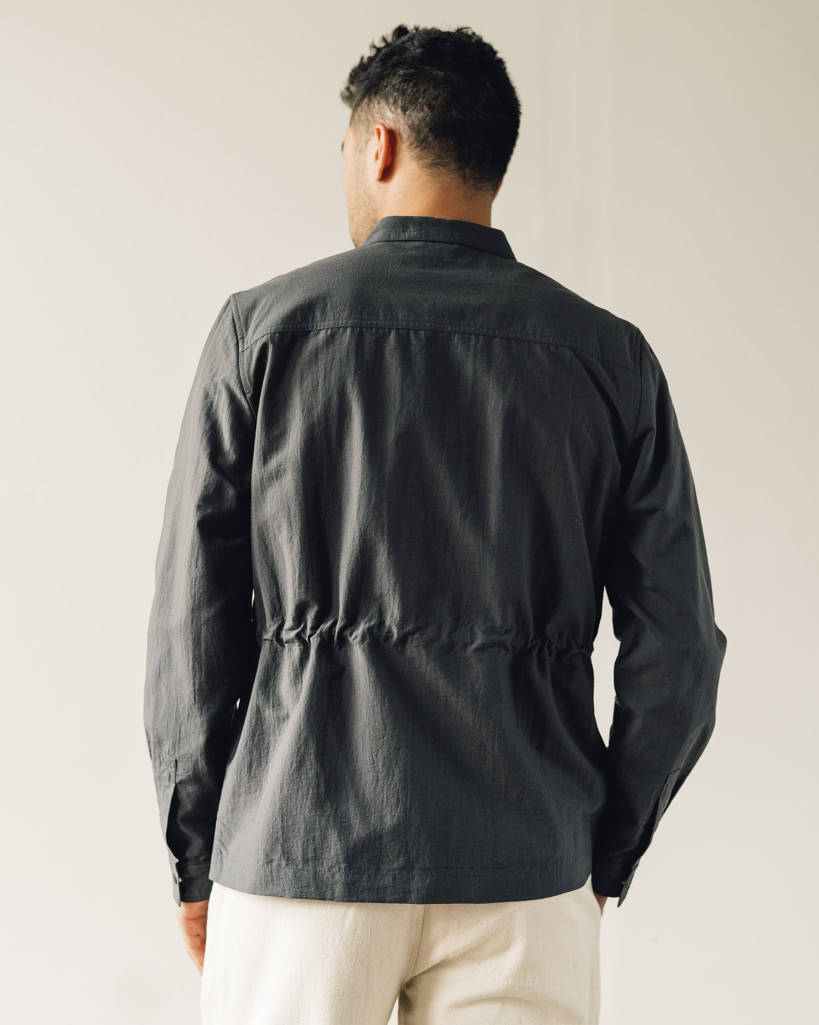 Folk Painter's Jacket, Graphite