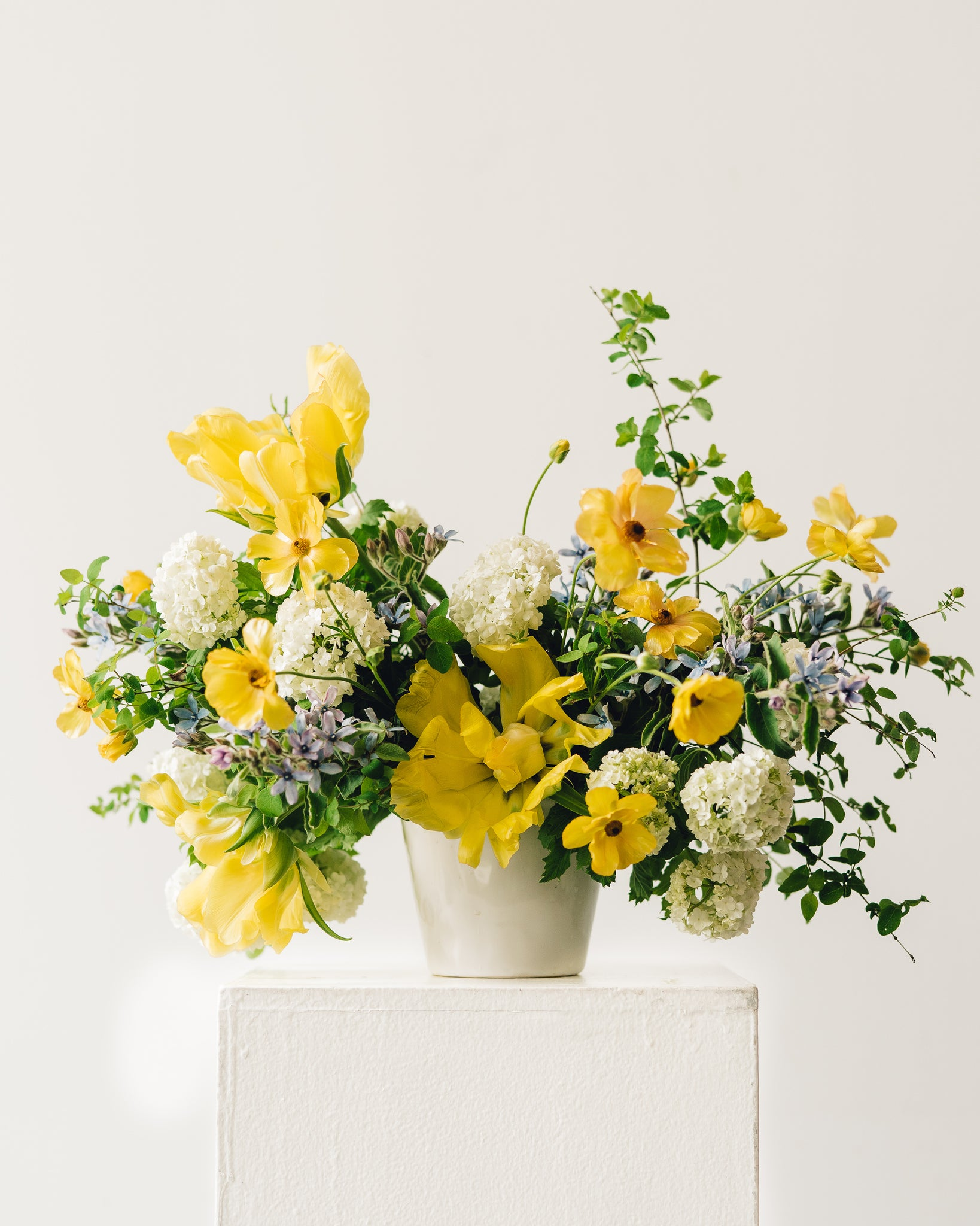 'Canary' Floral Arrangement