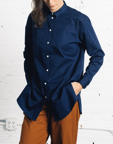 Norse Projects Anna Denim Shirt