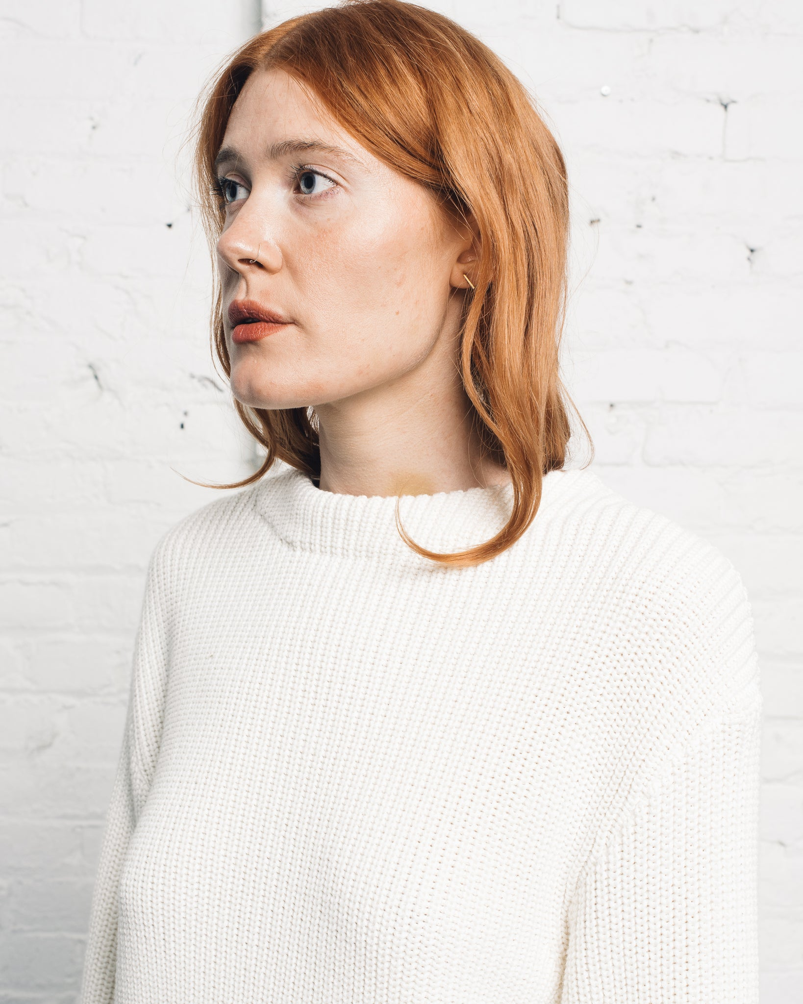 Norse Projects Hanne Heavy Sweater