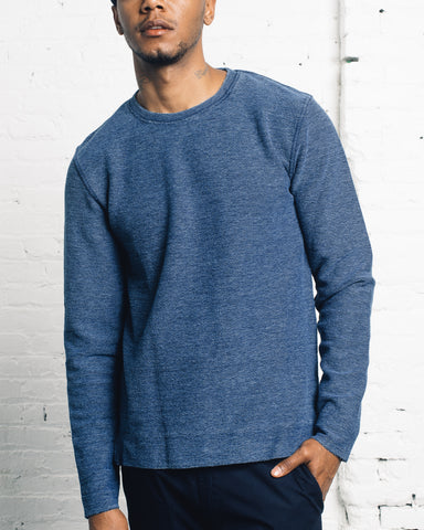 Norse Projects Halfdan Indigo Sweatshirt