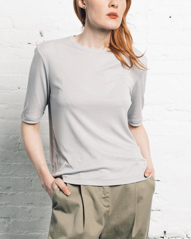 Norse Projects Rye Drapy Tencel, Warm Grey