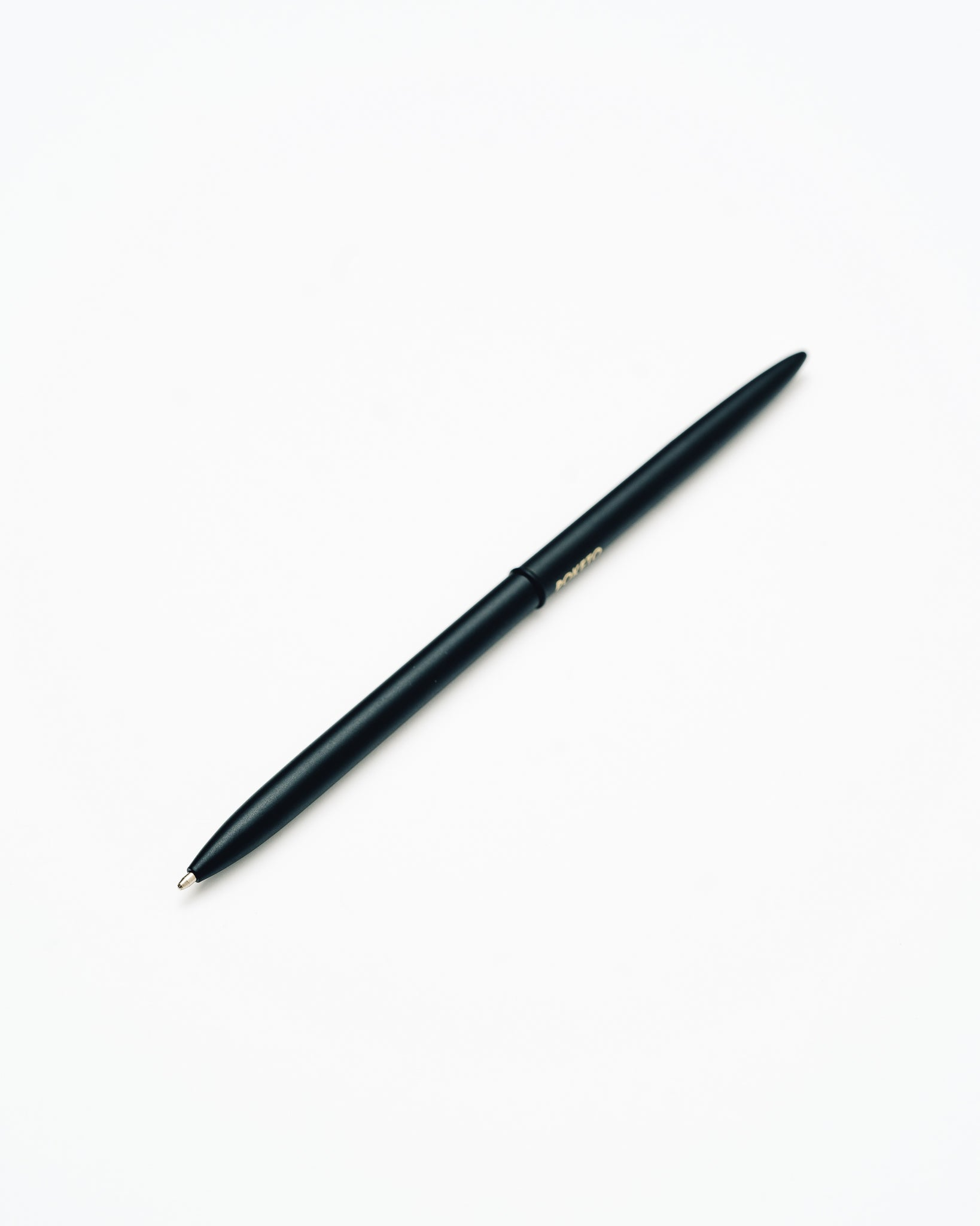 Poketo Slim Pen, Matte Black
