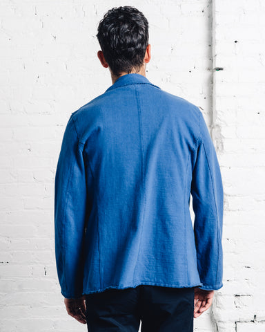 Kapital High Density Hobo Jacket, Blue