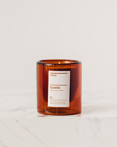 Yield Castillo Double-Wall Candle