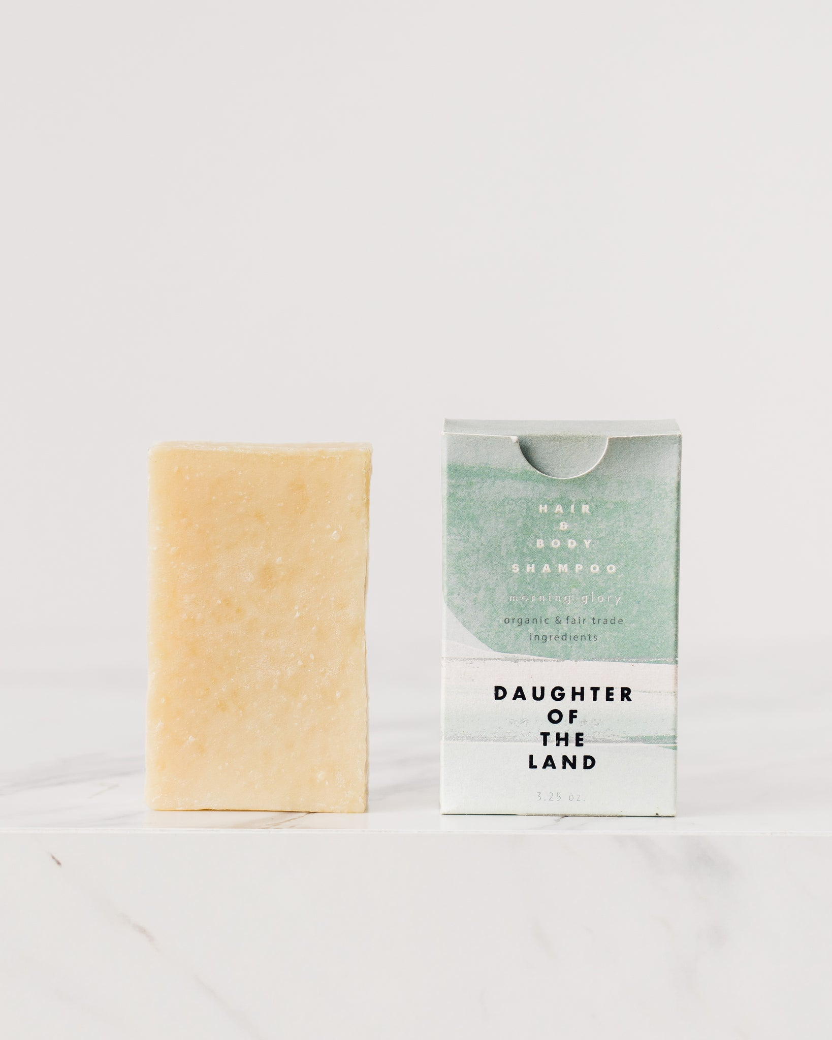 Daughter of the Land Hair & Body Shampoo Bar