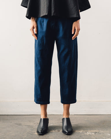 Kaarem Sanh Relaxed Tapered Pocket Denim Pant