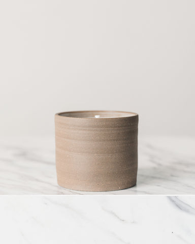 Na Nin - Essential Oil Soy Candle - Terra Cotta Ceramic