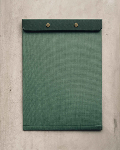 Postalco Snap Pad, Forest Green