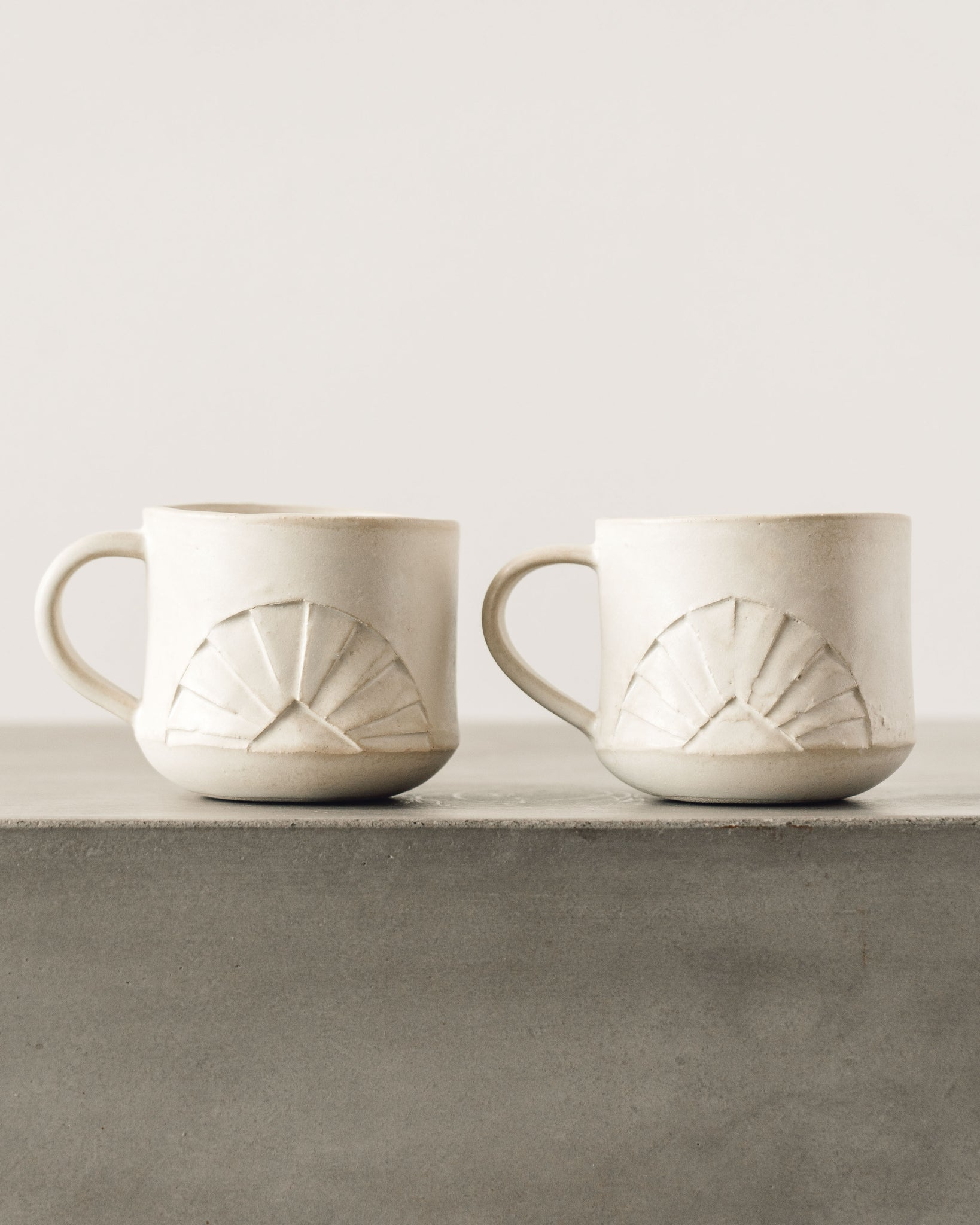 Ayame Cream Sunrise Mug