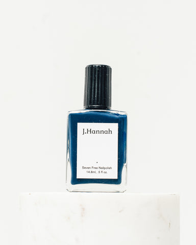 J. Hannah Nailpolish, Blue Nudes