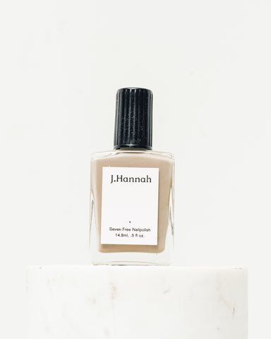 J. Hannah Nailpolish, Chanterelle