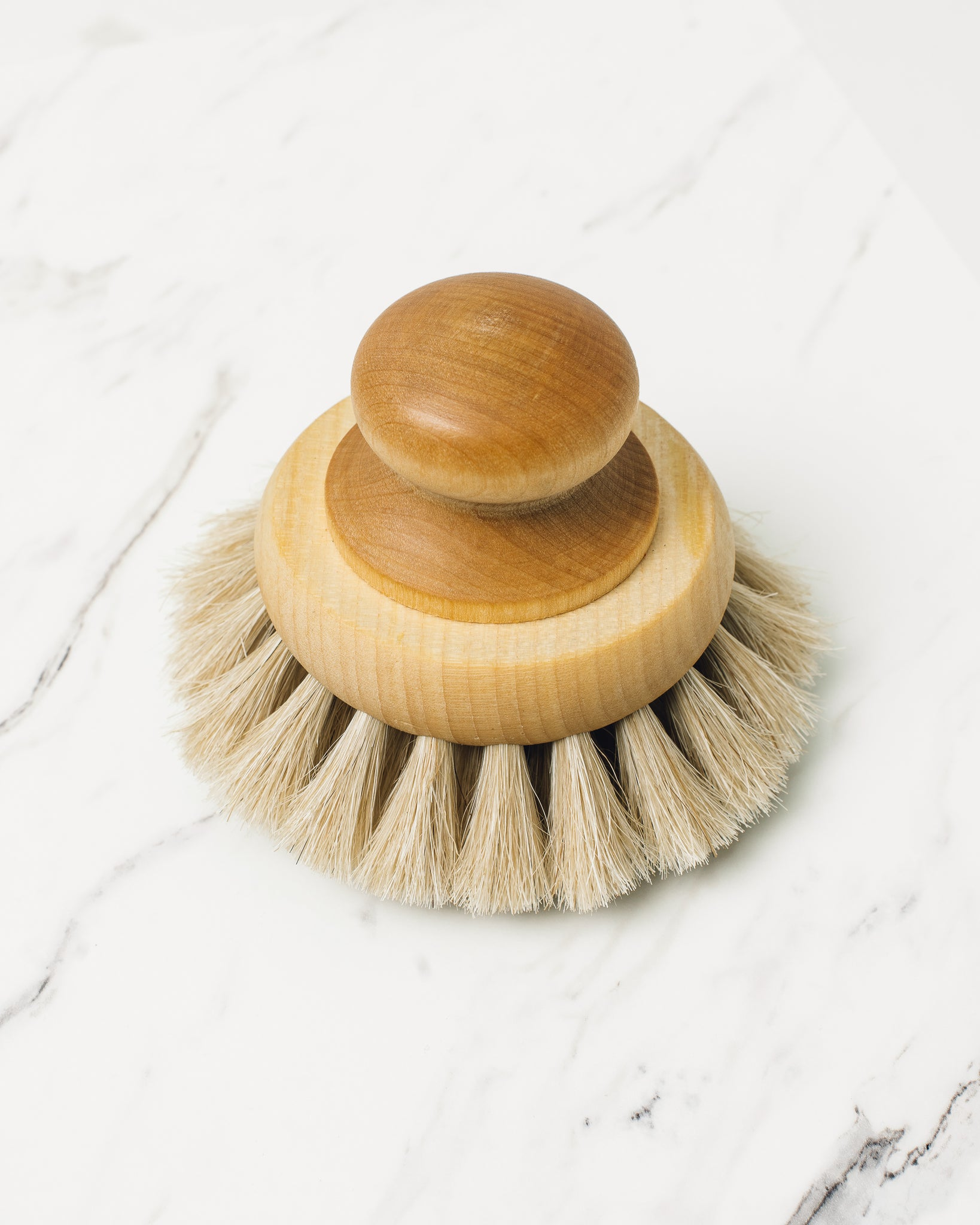 Bath Brush with Knob
