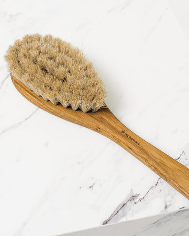 Bath Brush with Handle
