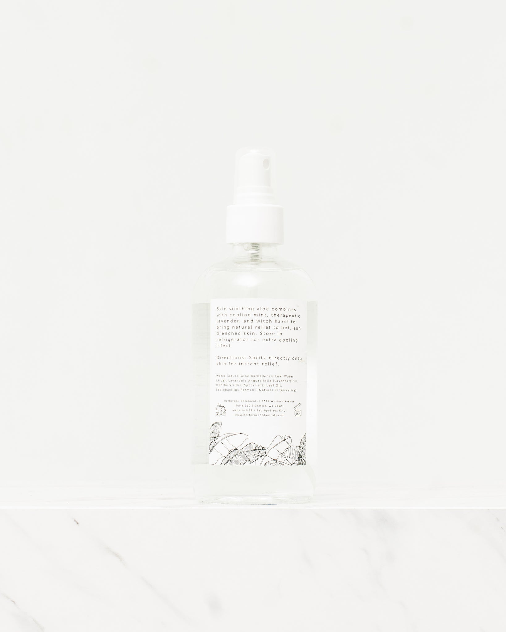 Herbivore Botanicals After Sun Body Mist