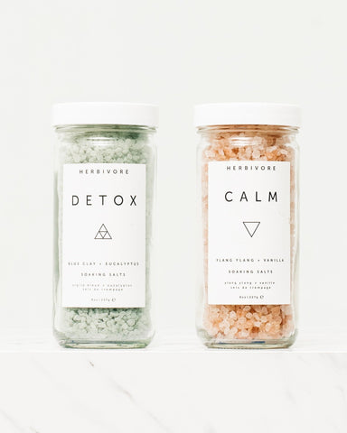 Herbivore Botanicals Sea Salts