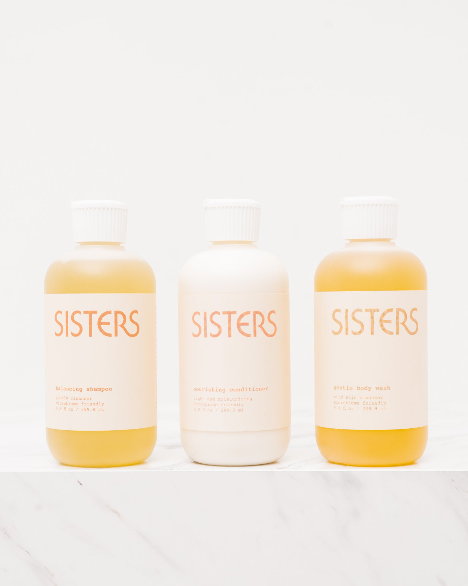Sisters Gentle Body Wash
