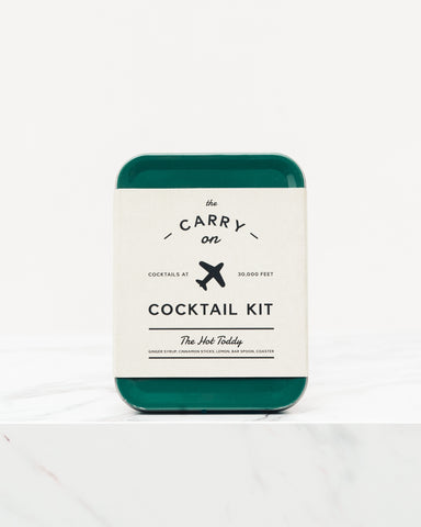 The Hot Toddy Carry-On Cocktail Kit