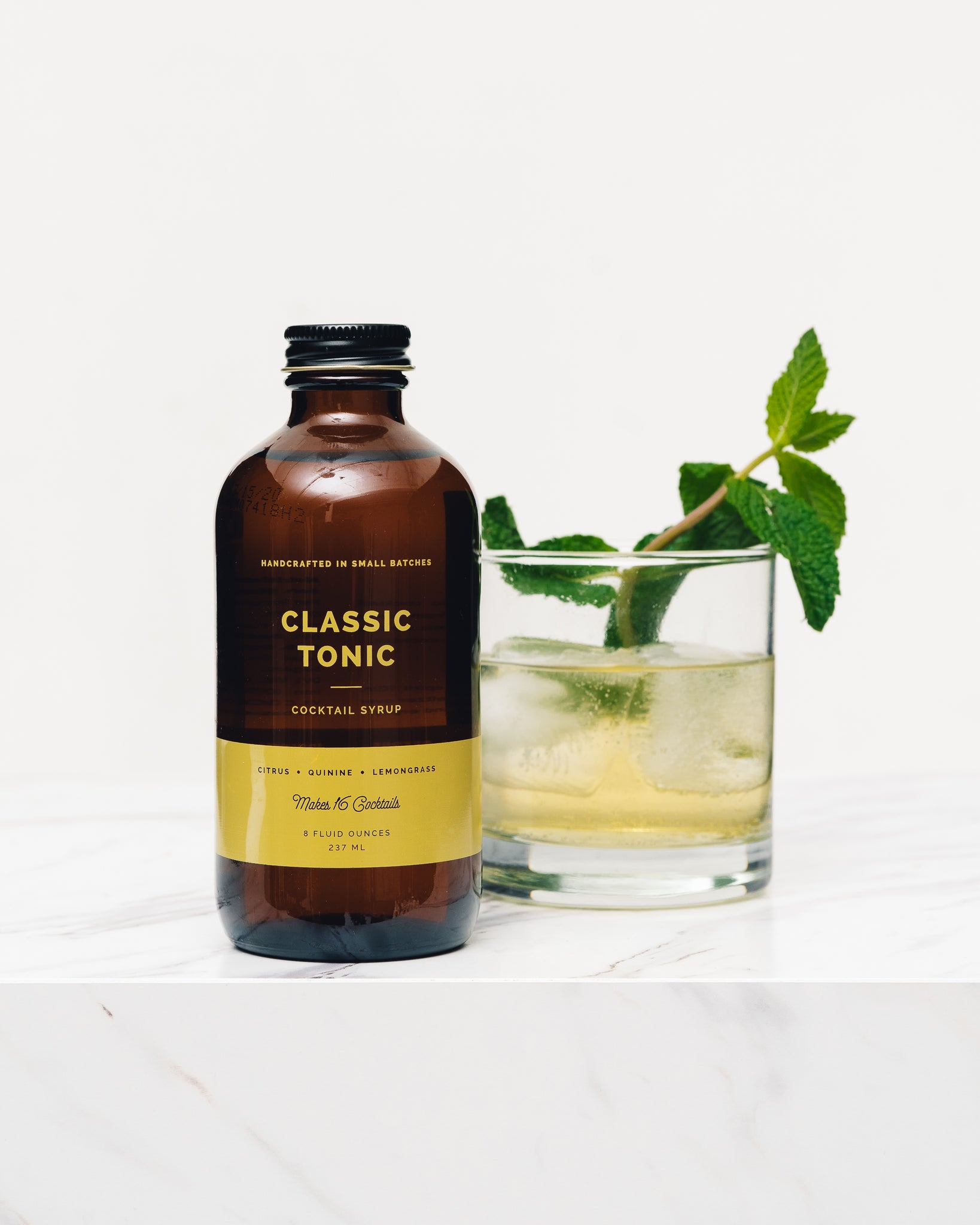 Cocktail Syrup, Classic Tonic