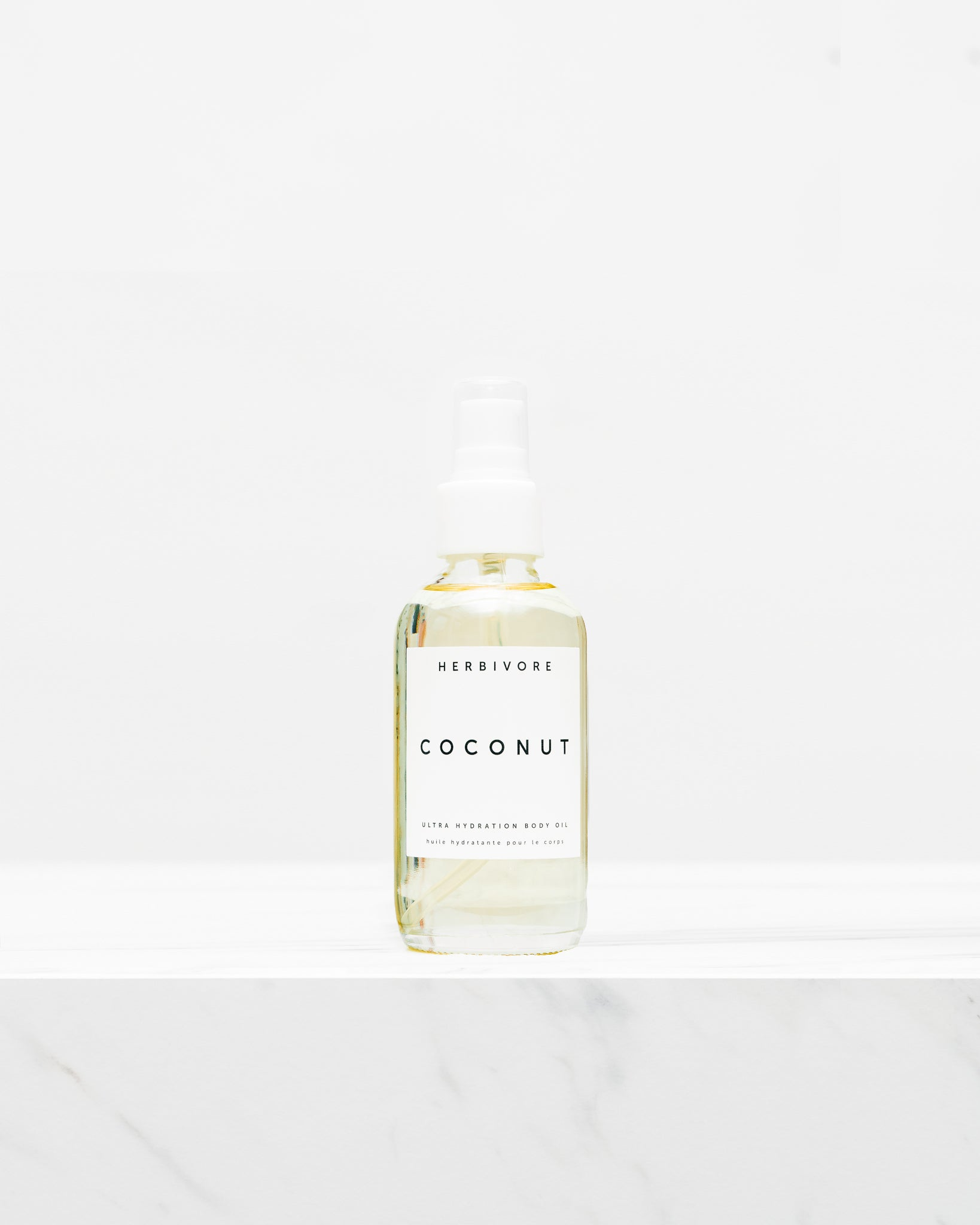 Herbivore Botanicals Coconut Body Oil