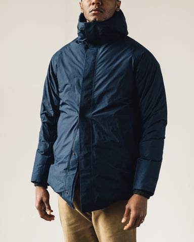 Norse Projects Rokkvi 4.0 Goretex, Navy