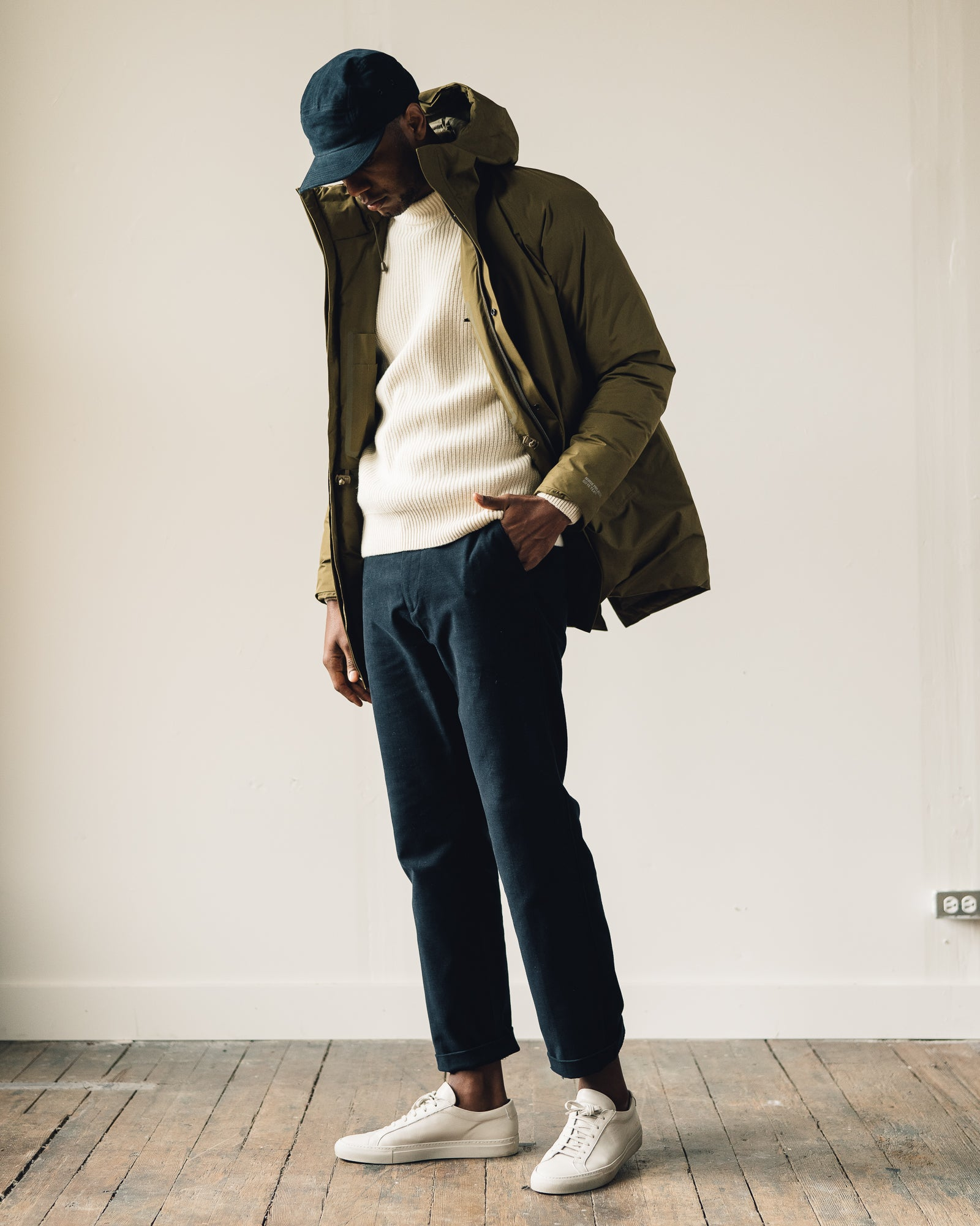 Norse Projects Rokkvi 4.0 Goretex, Olive