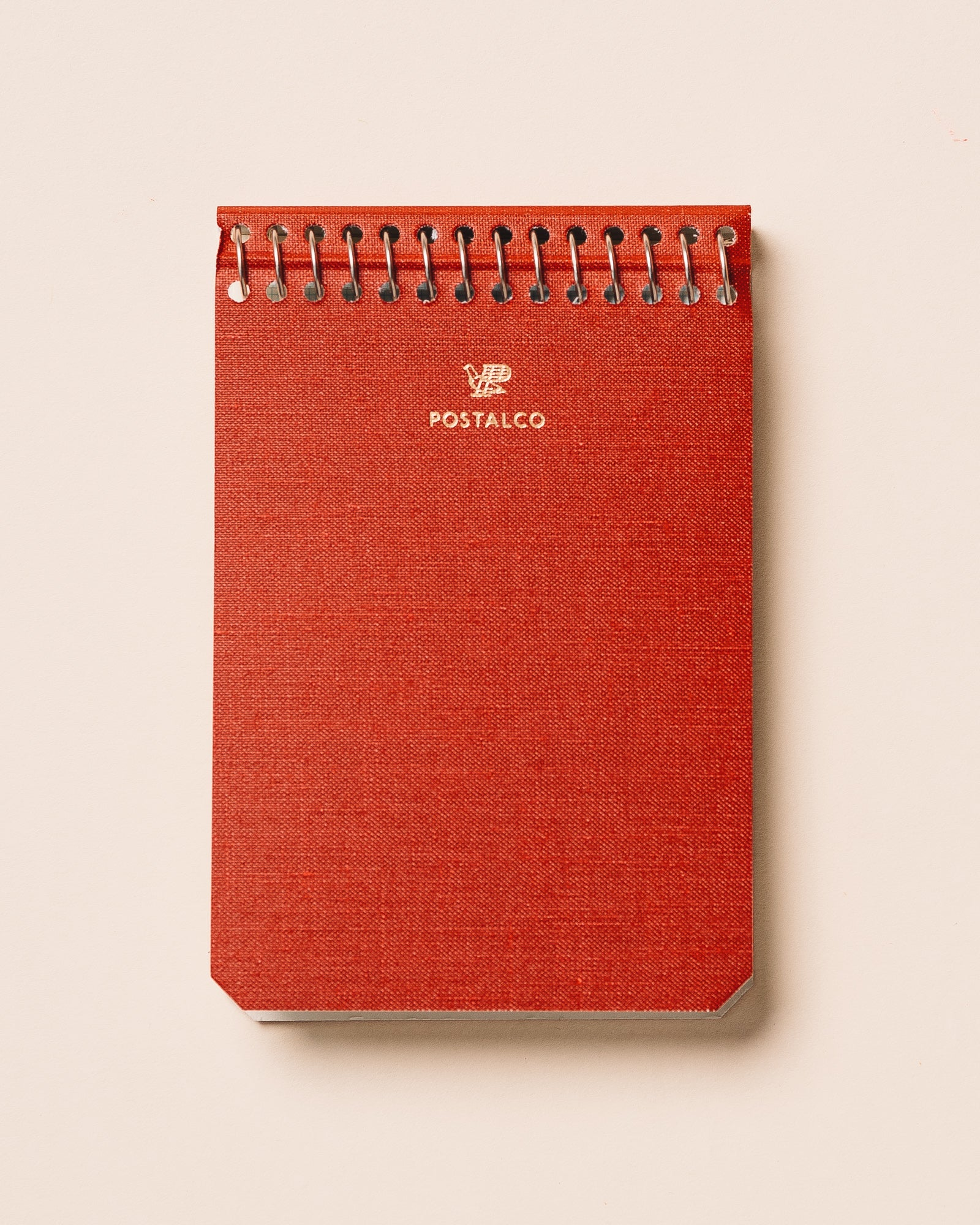 Postalco A7 Small Notebook, Red