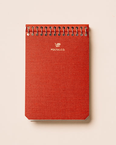 Postalco Red Notebooks