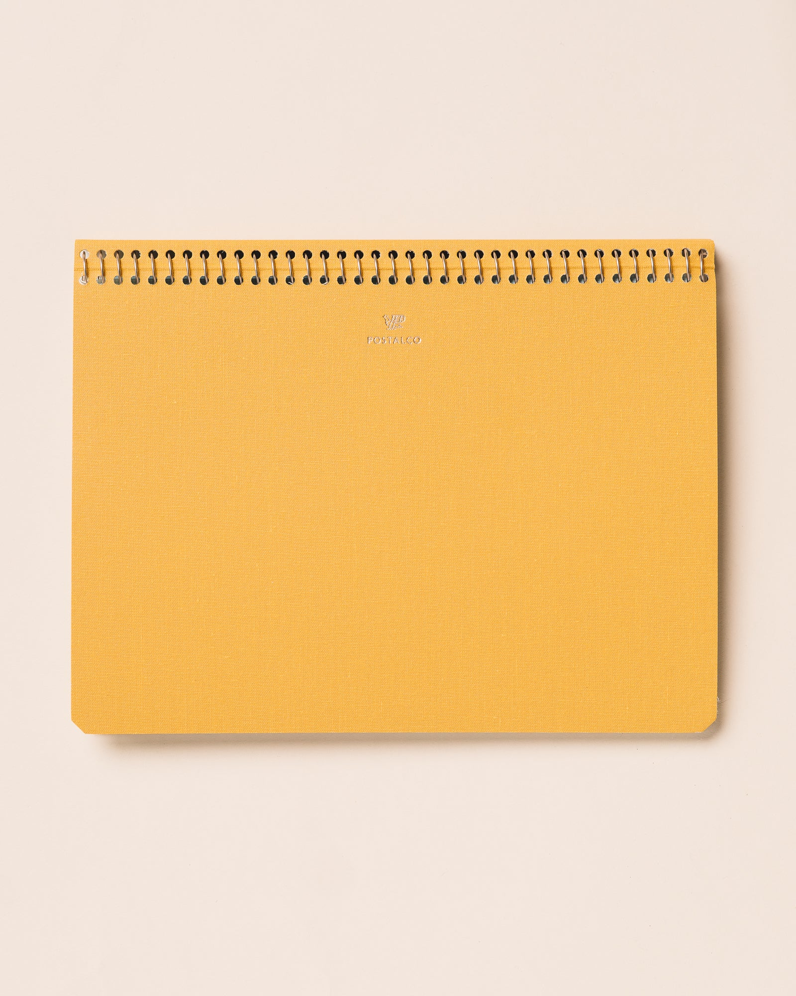Postalco Yellow Notebooks