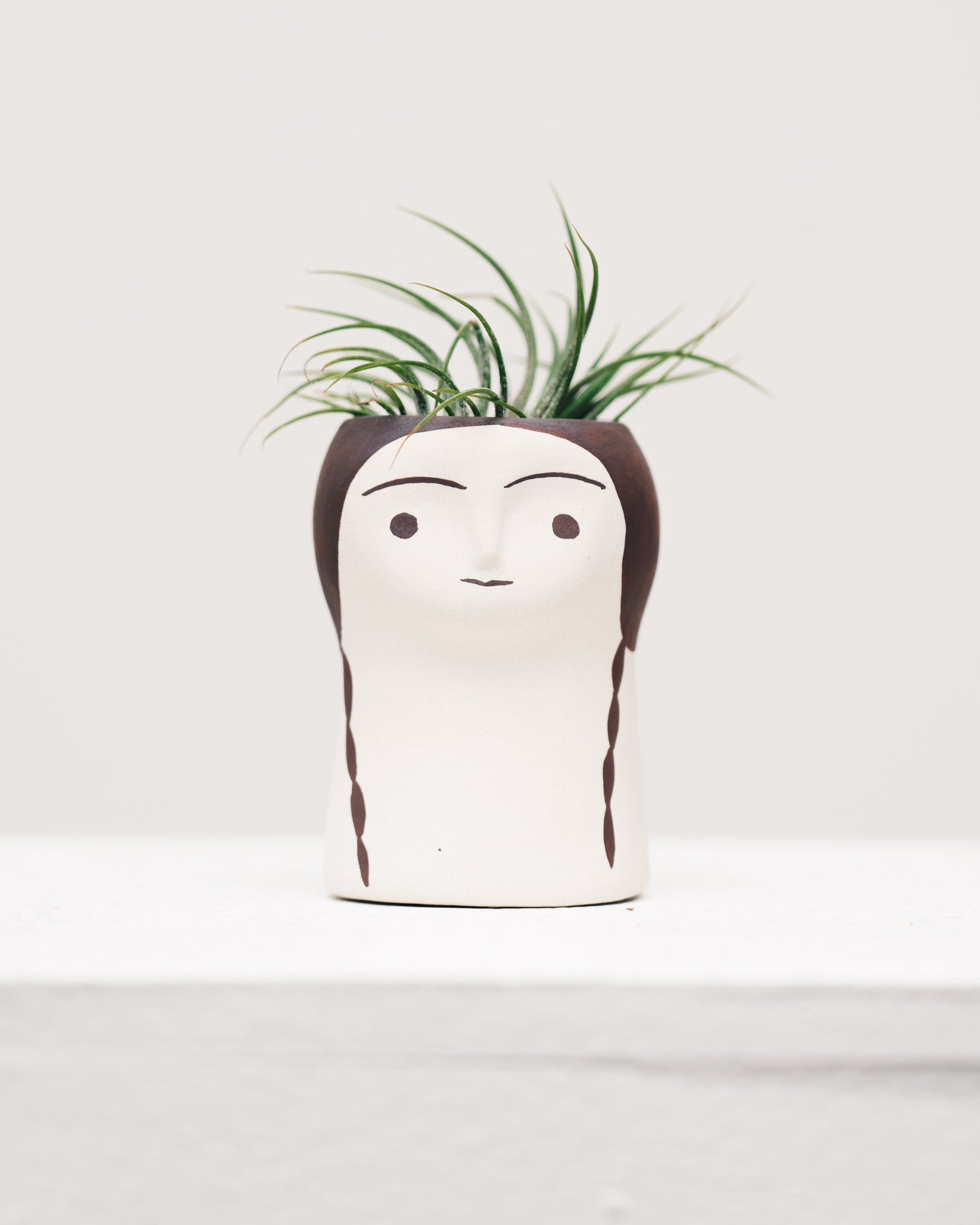 Heidi Anderson Head Pots, Small
