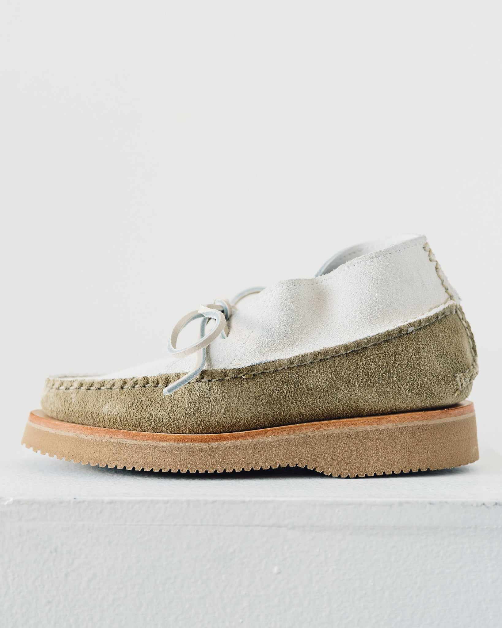 W'menswear Ponytail Desert Boot