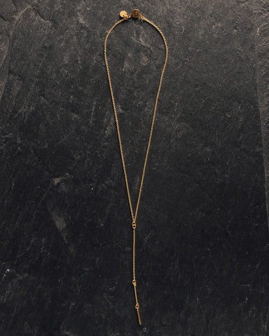 AK Studio String Necklace