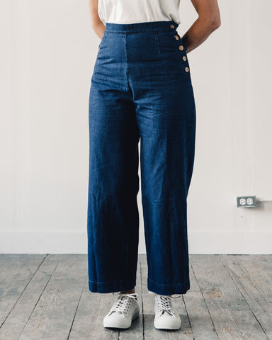 Ilana Kohn Lindy Pants, Denim