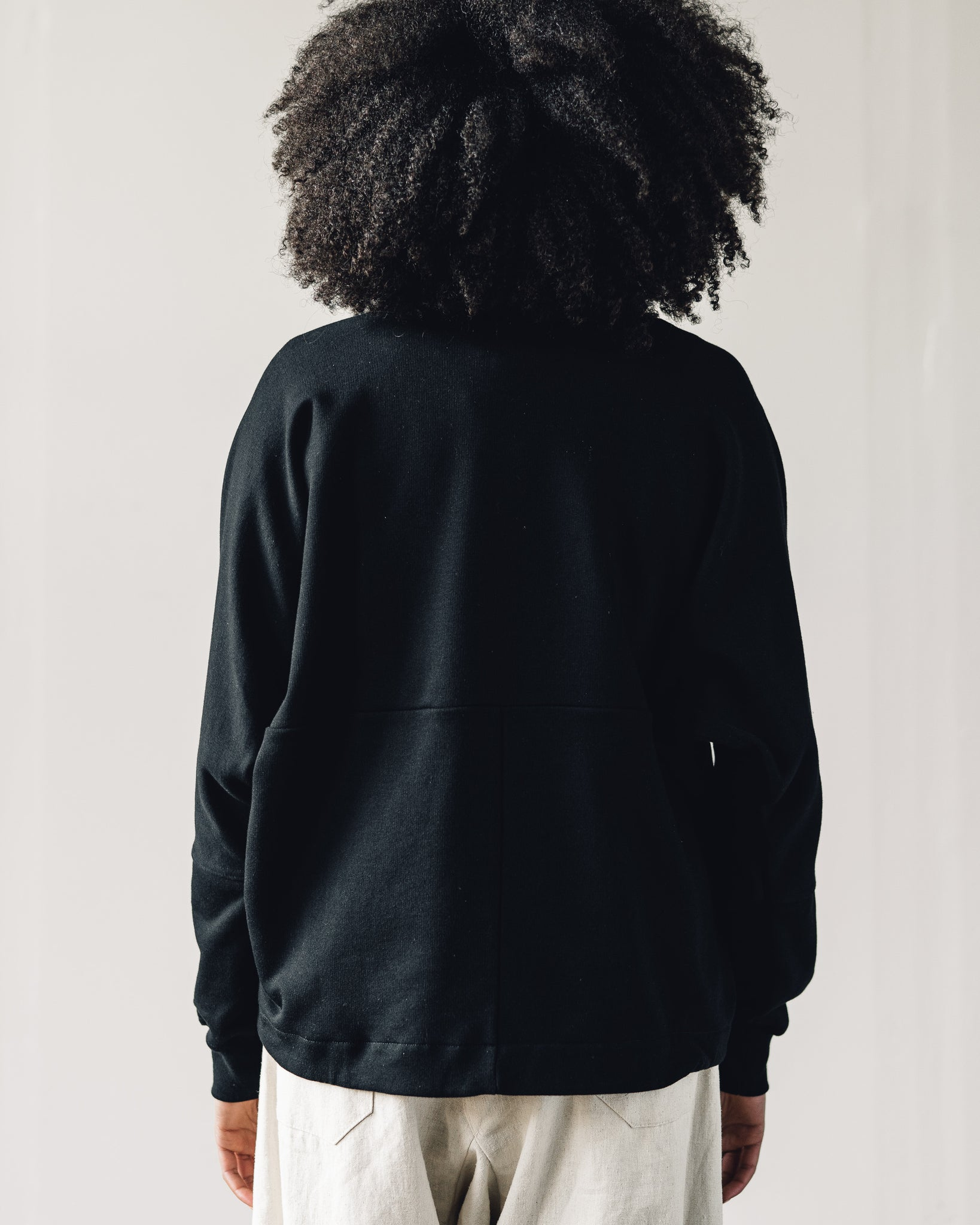 Jan-Jan Van Essche Sweat #46, Black