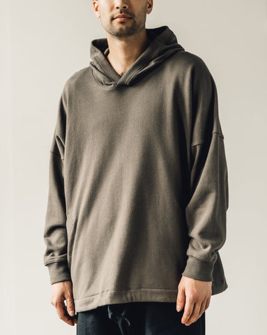 Jan-Jan Van Essche Sweat #45, Mud Grey